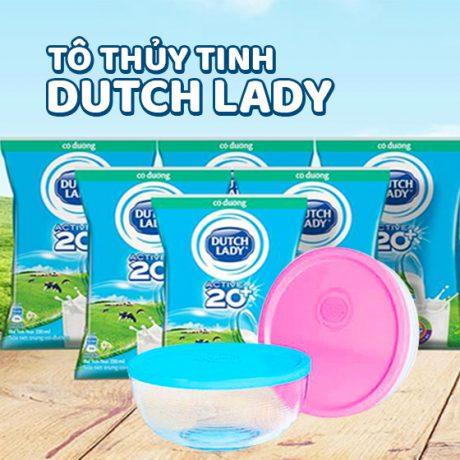 Tô Thủy Tinh Dutch Lady